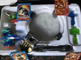 Wii u skylanders trap team starter pack