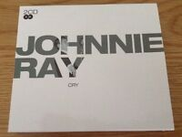 Johnnie Ray Cry 2 CD Box Set