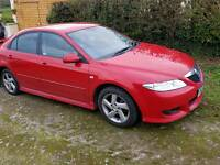 OPEN TO OFFERS 2004 Mazda 6