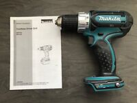 Makita Cordless Screwdriver LXT BDF452 - BARE UNIT ONLY