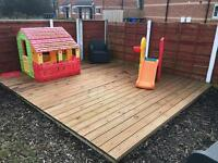 Top quality decking for sale