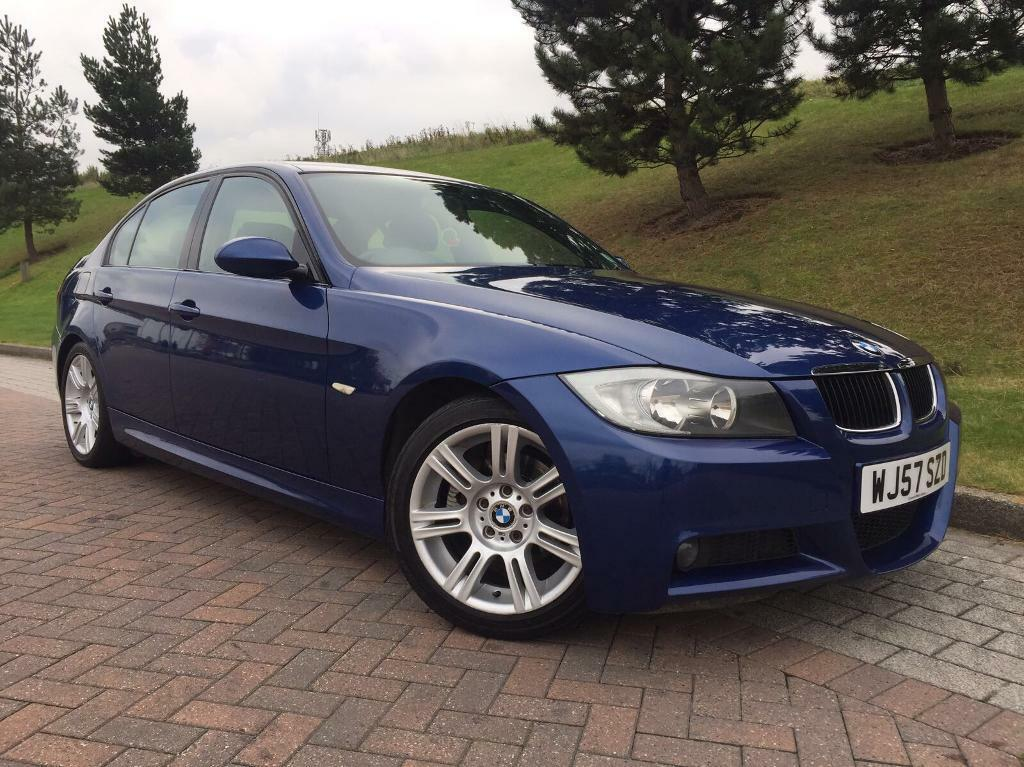 2007 57 BMW 320D M Sport +1 Lady Owner+ not 318 325 330 a4 1.9 2.0 c220 c250 520 525