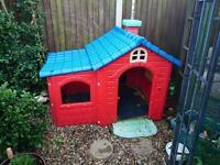 Kids/children's play house