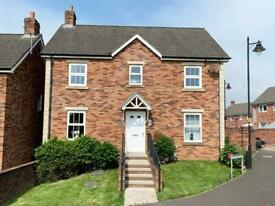 4 bedroom house in Heol Stradling Coity, Bridgend, CF35