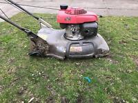 Honda hrs lawn mower