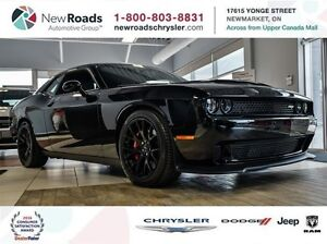 2016 Dodge Challenger SRT HELLCAT|6-SPEED MANUAL|LEATHER|ONLY 29