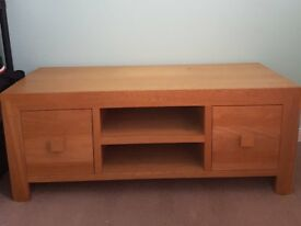 NEXT Oak TV unit