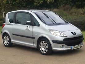 2005 PEUGEOT - 1007 1.4 DOLCE - ELECTRIC DOORS - 1 YEAR MOT