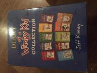 Diary of a wimpy kid, 10 book collection.