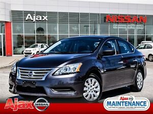 2014 Nissan Sentra 1.8 S*One Owner*