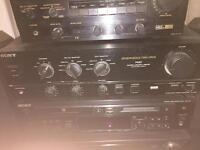 Sony F420 stereo amplifier