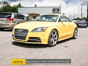 2015 Audi TTS 2.0T COMPETITION PACKAGE