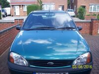 Ford Fiesta Finesse