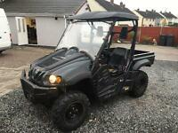 2011 Farr 700cc utv buggy mule tipper quad great fun