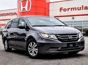 2014 Honda Odyssey SE-Very difficult to find because of demand.