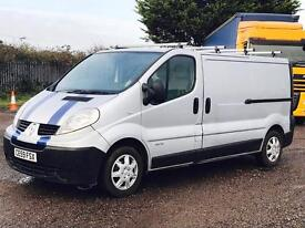 RENAULT TRAFIC LL29 DCI 115 (2010 MODEL) '2.0 DCI - 115 PS - 6 SPEED - LWB' **AIR CON**