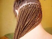 ANY TYPE OF HAIR EXTENSIONS SINGLE PLAITS AND BACK TO SCHOOL(AFRO-CARRIBEAN STYLES)