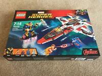Lego 76049 Avenjet Space Mission Factory Sealed