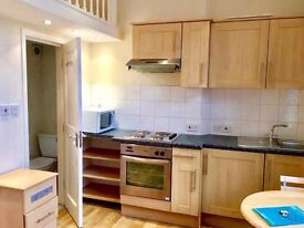 One-bedroom Studio next to Regent's Park (Jun-Aug OR Jun-Dec, period & price negotiable)