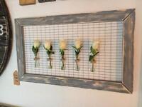 Handmade Living Picture Frame