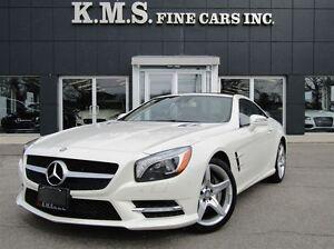 2013 Mercedes-Benz SL-Class SL 550| AMG SPORT | PREMIUM PKG | CL