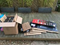 Cardboard boxes for house move / storage
