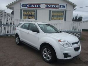 2014 Chevrolet Equinox LS AWD VOICE ASSIST BLUETOOTH USB ALLOYS