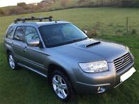 Subaru Forester 2.5 XTEn Turbo 5 Speed Manual
