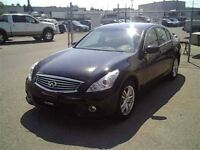 2011 Infiniti G37X Sport AWD SUNROOF LEATHER