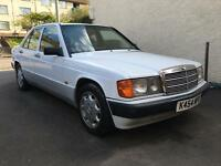 Mercedes 190 1992 £500 reduced to go.