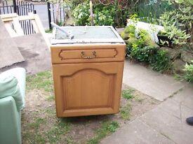 intergrated dishwasher