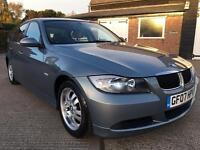 2007 BMW 320 Diesel Automatic**12 Months mot*4 New Tyres**
