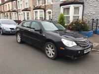 Quick sell 08 plate crysler Sebring Limited 2.0 L Diesel 6 speed manual
