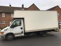 IVECO daily Luton LWB with tail lift (Quick sale)