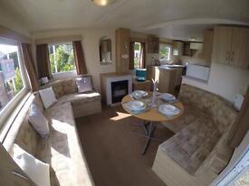 Cheap Priced starter static caravan Hayling island