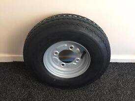 Trailer Wheel 4.80 - 8 Brand New