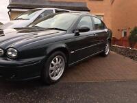 Jaguar. x type diesil