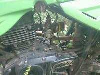 Sinnis apache 125 lots of spare bits