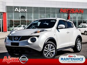 2013 Nissan Juke SV*One Owner*Pearl White*