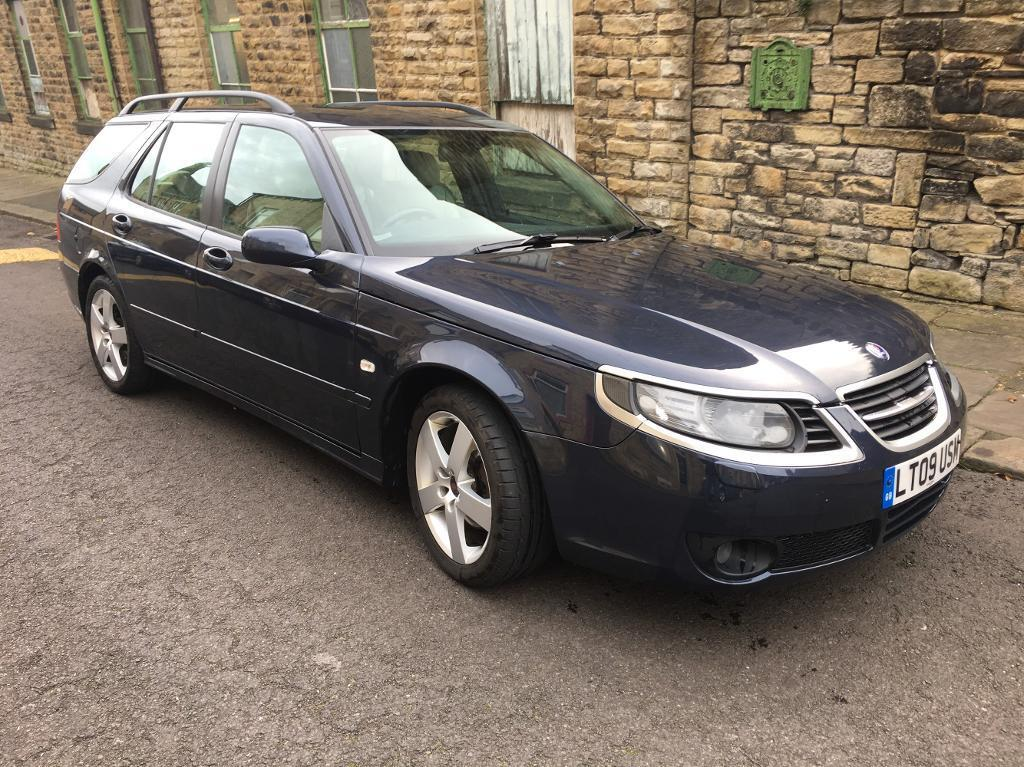 Saab 95 9-5 2.0t Turbo Edition Estate 2009