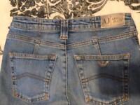 Woman's Armani jeans