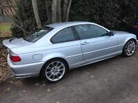 2003 Bmw 320 Ci Coupe. Mot. TAX. LEATHER Spoiler Stage 2 ALLOYS