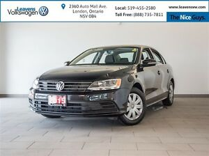 2015 Volkswagen Jetta 1.8 TSI Trendline+HEATED SEATS+CRUISE+BLUE