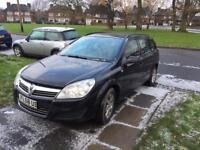 Vauxhall Astra estate 1.7 td spares or repair