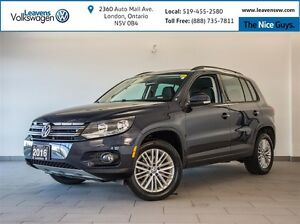 2016 Volkswagen Tiguan Special Edition VW CPO+ AWD+BACK UP +HEAT