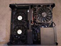 GAMING PC Fractal Design i5/16gb/1070/500SSD