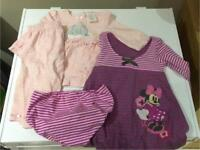 Genuine Disney 9-12months outfits