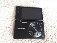 Flip screen camera