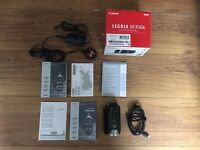 Canon LEGRIA HF R306 Camcorder WITH BAG
