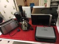 Microwave job lot bargain